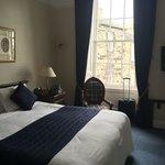 Royal Scots Club the room