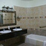 Executive Suite Bath Room