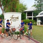 Bike Riding,