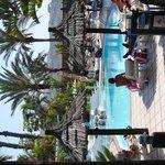 une des deux piscine