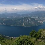 Foto Panoramica della Vista dal Balcone d'Italia