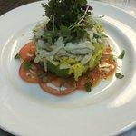 Blue Crab & Avocado Salad