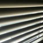 Window shade fully closed
