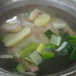 スープが美味しいタッカンマリ