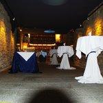 Falstaff Weinlounge in historischen Räumen