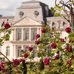 le printemps au Château d'Artigny