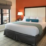 Two Bedroom Suite- King Size Bed
