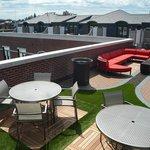 Pavilion Room- Rooftop Terrace