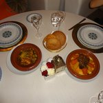Le Ryad: Tagine and Coucous - Morocco's National Food