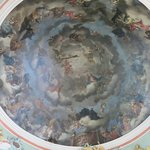 ภายในมหาวิหาร St.Gallen