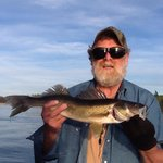 Sleepy Dog Walleye Fishing