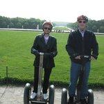Segway à Versailles