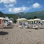 plage de lhotel tara