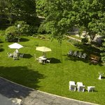 Our Garden Area From Above