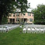 The Oliver Inn Wedding Venue