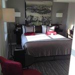 Une belle chambre