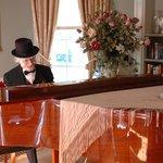 Mr. O'Toole at The Piano