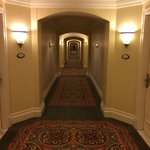 Hallway to our room.