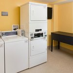 24-Hour Coin Operated Laundry Room