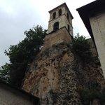 il campanile di San Eutizio