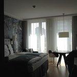 Habitacion limpia y comoda