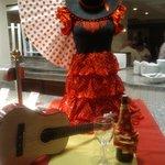 Soirée thème Fiesta espagnole....