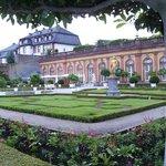 Orangerie Schloss Weilburg