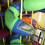 Super Slides at WOW Action Park