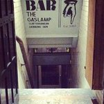 The Gas Lamp