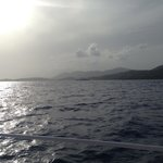 Heavenly Days Sunset Sail View - St. Thomas