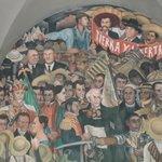 Líderes Revolucionários. Destaque para Zapata