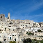 Matera at daylight