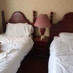 Room 218 Beds
