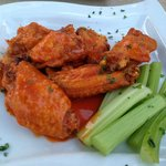 Wings @ Crooked Floor Tavern-Rooftop Dining, Murrells Inlet, SC