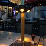 Night Lighting @ Crooked Floor Tavern-Rooftop Dining, Murrells Inlet, SC