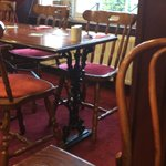 Beautiful ironwork table legs