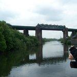 Manchester Ship Canal Tour