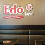 The inside of sunridge Edo