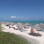 Como era la playa el 13 de marzo 2012.