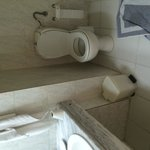 toilette dans sdb