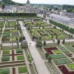 les jardins du chateau de Villandry