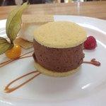 Earl Grey Chocolate delice