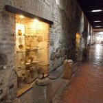 Lovely historic ruins and displays