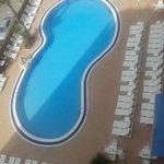 Der Pool für die ganze Familie