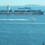Ship spotting view