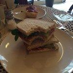 Berliner sandwich (not from Berlin)