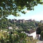 Alhambra vista da Sacromonte