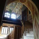 Abbazia di Monte Oliveto Maggiore interno per la biblioteca