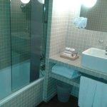 Baño habitación 317
