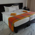 Comfortable beds and fresh linen